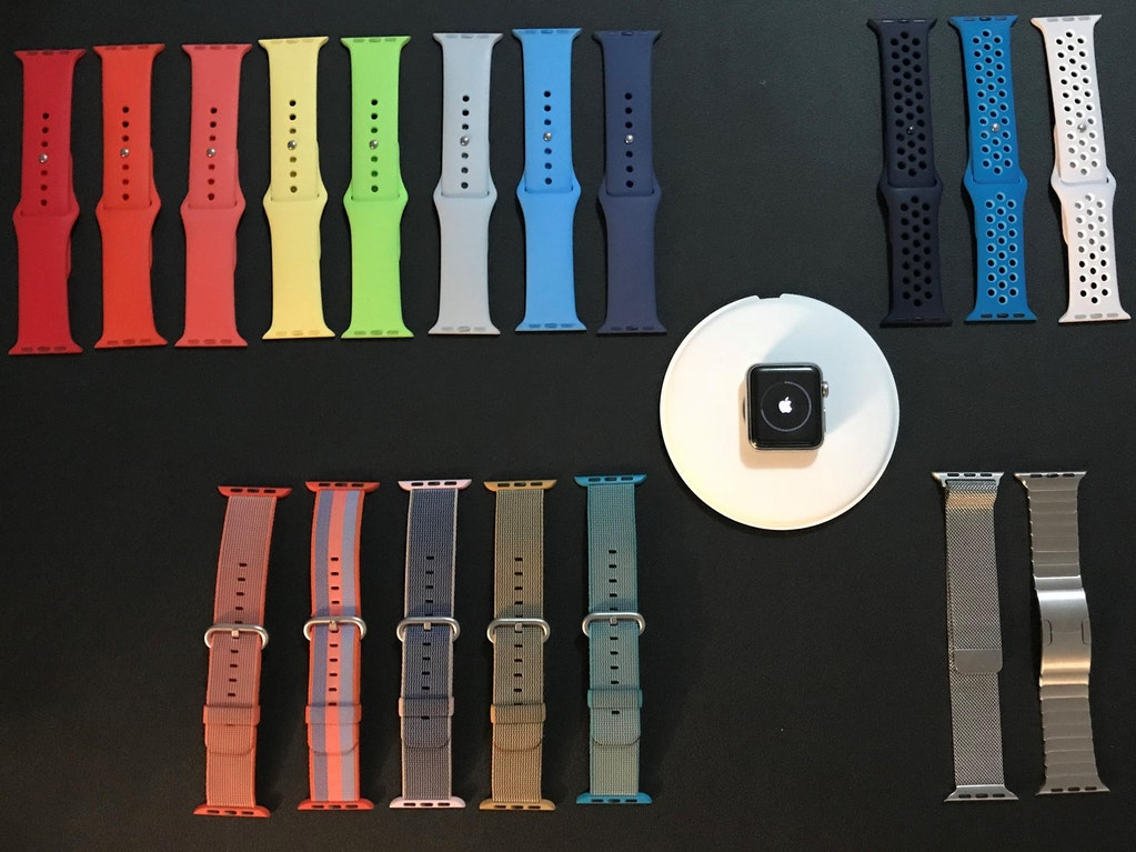Apple Watch band collection