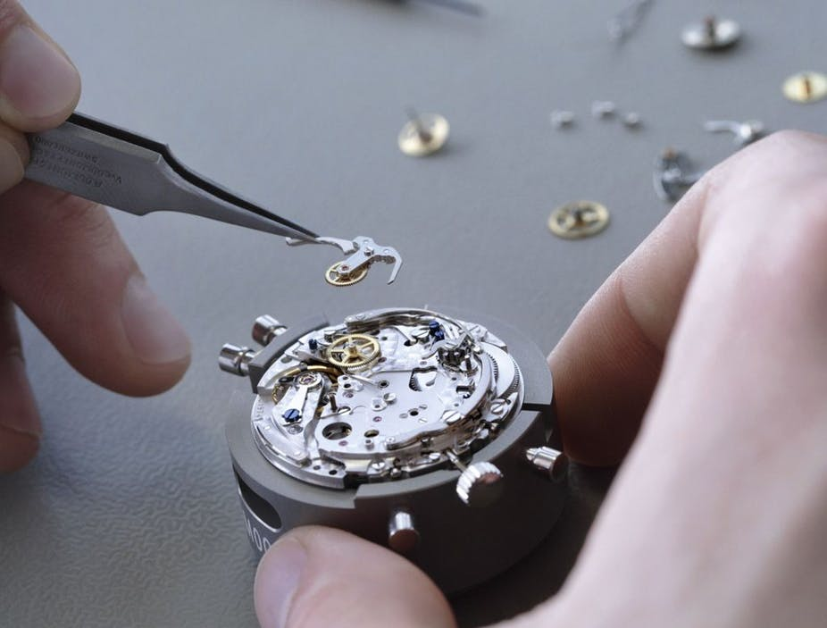 Swiss Watch making