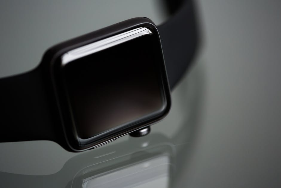 Apple Watch black screen