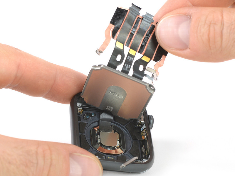 Apple Watch Series 4 iFixit 2